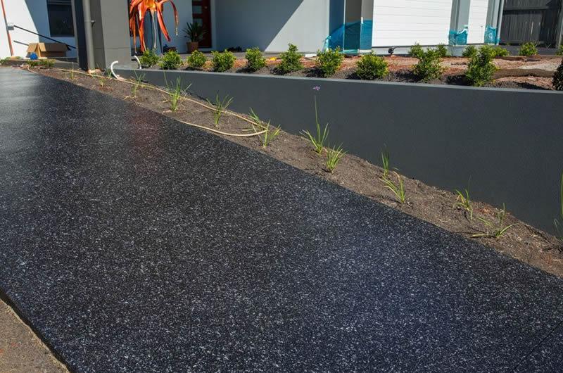 Driveway rendering Sunshine Coast